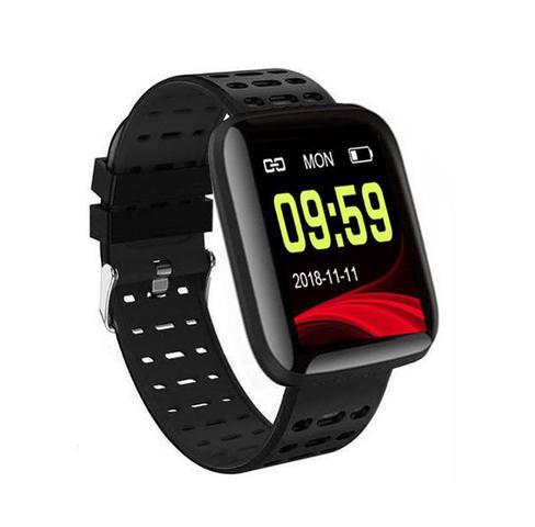 Imagem de Relógio Inteligente Smart Watch A6 Monitor Esportes Fitness