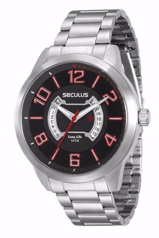 Imagem de Relógio Masculino Analógico Seculus 20325g0svna1