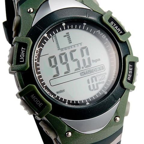 5d075ec896c Imagem de Relógio Masculino Digital Esporte Barometro Altimetro Previsão do Tempo  FX704G Spovan