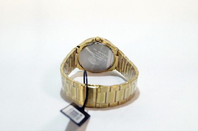 Imagem de Relógio Masculino Dourado Quartz  Orient MGSS1177 S2KX