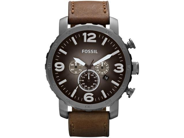 Imagem de Relógio Masculino Fossil Analógico Nate