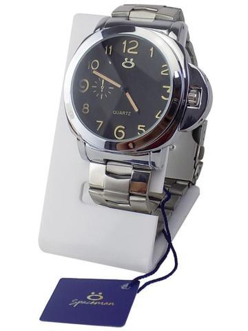 Imagem de Relógio Masculino Pulseira em Aço