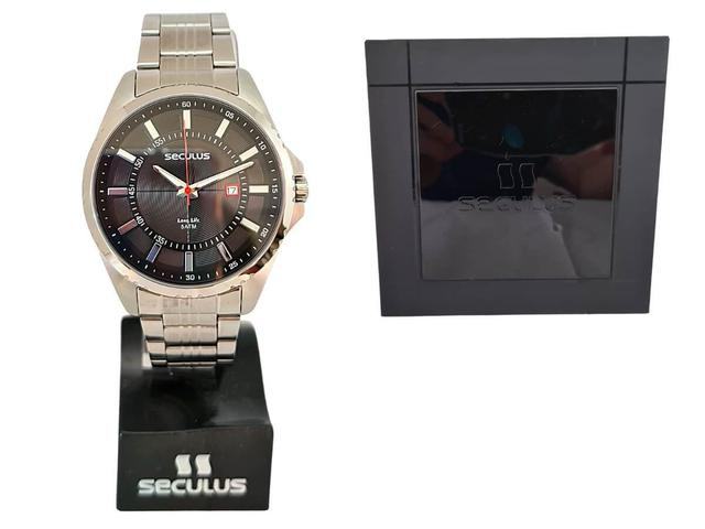 Imagem de Relógio Masculino Seculus 20850G0SVNA1