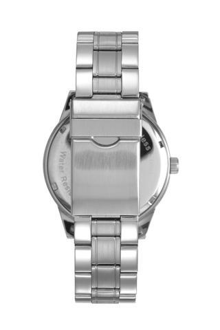 Imagem de Relógio Masculino Seculus 28980G0SVNA1 45mm Aço Prata