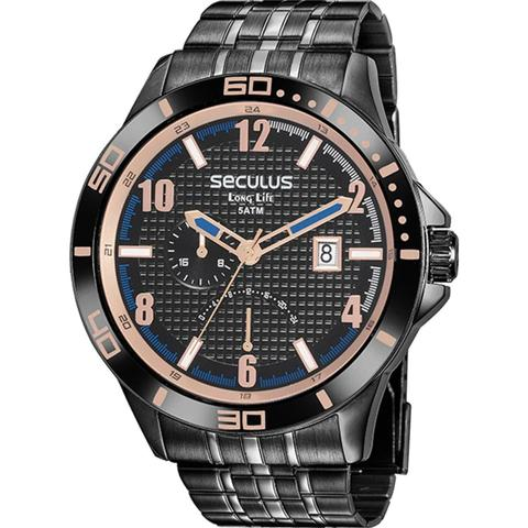 Imagem de Relógio Masculino Seculus 35022GPSVPA2