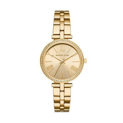 Imagem de Relógio Michael Kors Feminino Maci Dourado MK3903/1DN