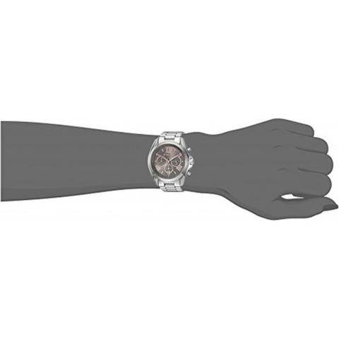 Imagem de Relógio Michael Kors Feminino Ref: Mk6557/1kn Prateado
