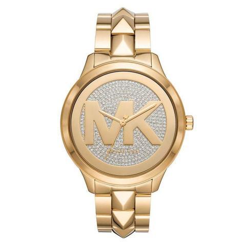 Imagem de Relógio Michael Kors Feminino Ref: Mk6714/1dn MK Dourado