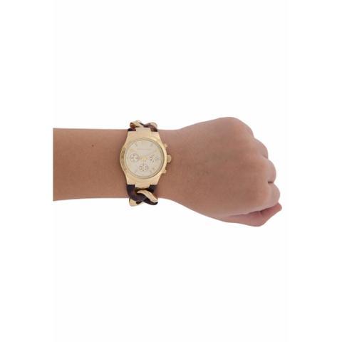 8a631cb0afac5 Imagem de Relogio Michael Kors Mk Calendario Chronograph Omk4222z Feminino