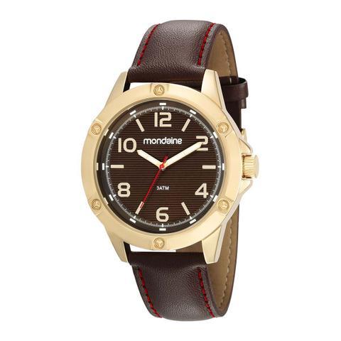 Imagem de Relógio Mondaine Masculino 83395GPMVDH1K1 Dourado