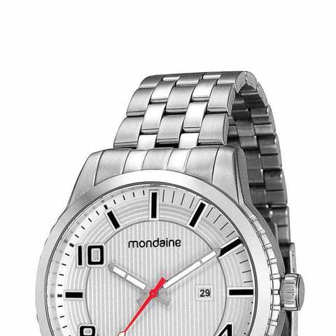 Relógio Mondaine Masculino 94822g0mvne1, C  Garantia E Nf - Relógio ... 501c03d938