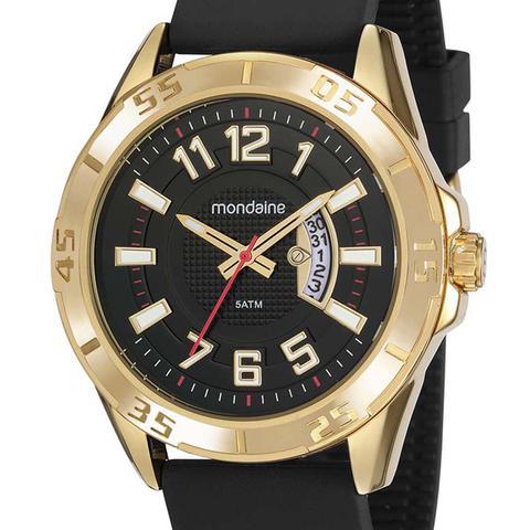 Imagem de Relógio Mondaine Silicone masculino 99391GPMVDI2