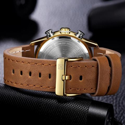 Imagem de Relógio naviforce importado modelo 9144