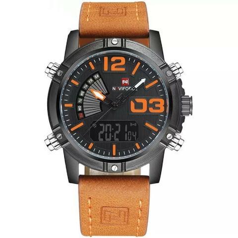 Imagem de Relógio Naviforce Masculino Modelo 9095 Original
