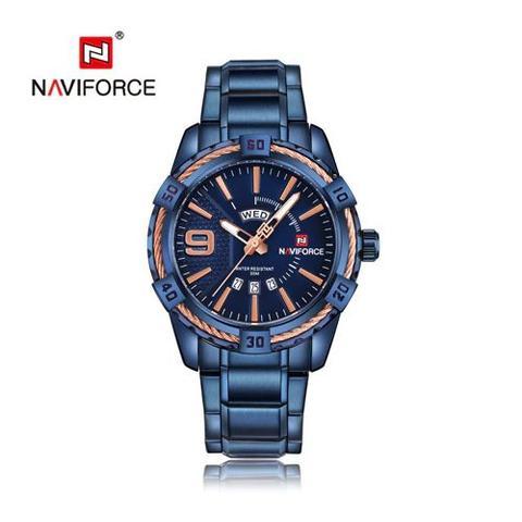 Imagem de Relógio NAVIFORCE - NF-9117S - Original - Azul