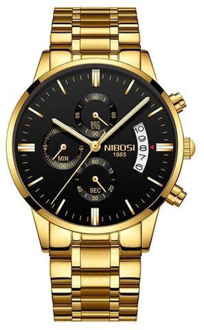 Imagem de Relógio Nibosi 2309 Dourado