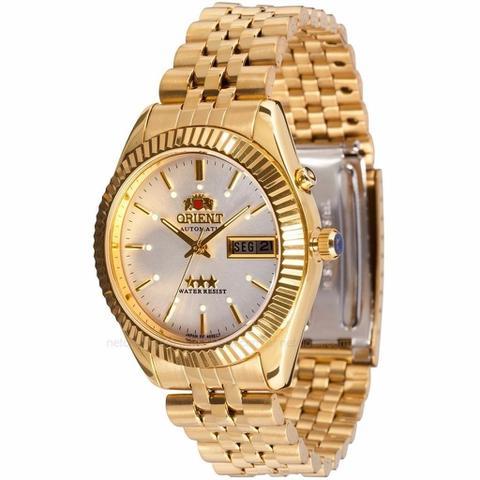 Imagem de Relógio Orient Feminino Automático Dourado 469EC7B1KX