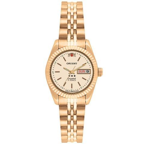 Imagem de Relógio Orient Feminino Ref: 559eb1x C1kx - Automático