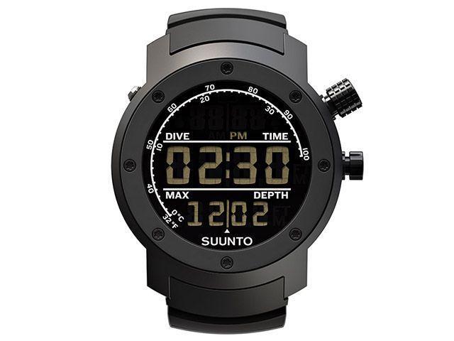 ebb588e76fc Relógio Outdoor Suunto Elementum Aqua - Resistente à Água Calendário ...