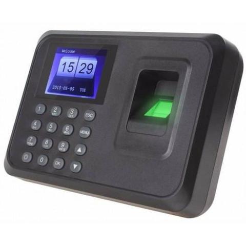 Imagem de Relógio Ponto Biométrico Digital Usb Para Funcionario Bivolt