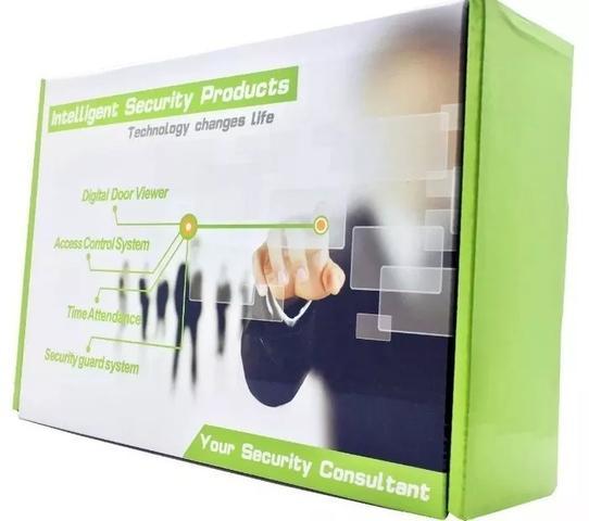 Imagem de Relógio Ponto Biométrico Digital Usb Pendrive Pronta Entrega
