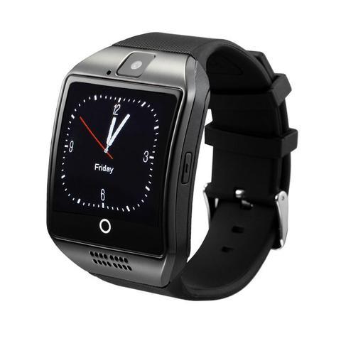 Imagem de Relogio Q18 Smartwatch P/ Android - Preto