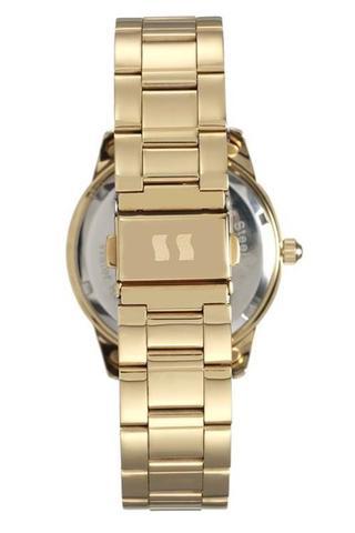 Imagem de Relógio seculus feminino dourado 20389lpsgda2