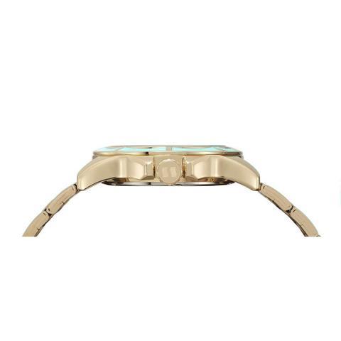 Imagem de Relógio seculus feminino dourado 20498lpsvds2