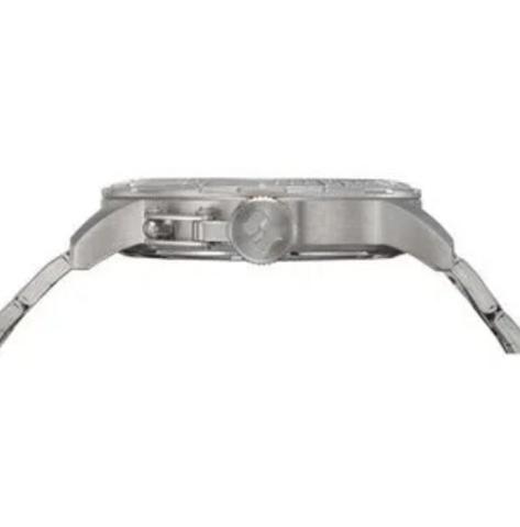 Imagem de Relogio seculus masculino analógico aço prata