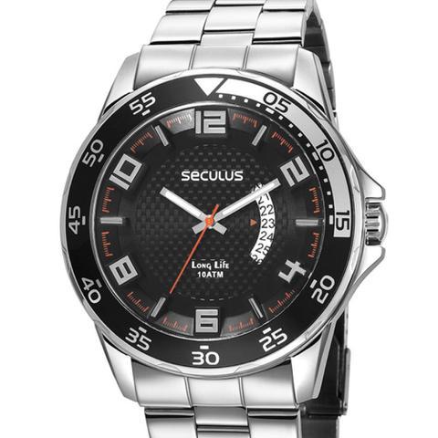 Imagem de Relógio Seculus Masculino Long Life 28961G0SVNA2