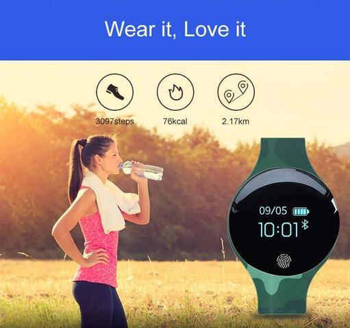 Imagem de Relógio Smart Watch Inteligente Sanda Esportivo Marcador Bluetooth