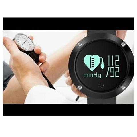 Imagem de Relógio Smartwatch Colmi Pressão Arterial Cardíaco Bluetooth Preto f60ed35391