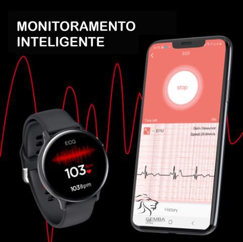 Imagem de Relógio Smartwatch Inteligente Fitness S20 Active