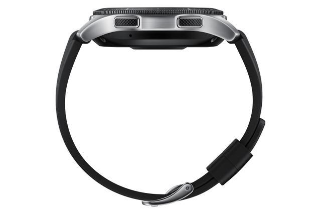 Imagem de Relógio Smartwatch Samsung Galaxy Watch Bt 46mm - Prata