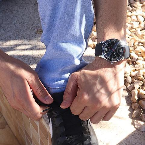 Imagem de Relógio Technos Masculino Analógico Casual Multifunção 6P25BN/8P Garantia de um ano