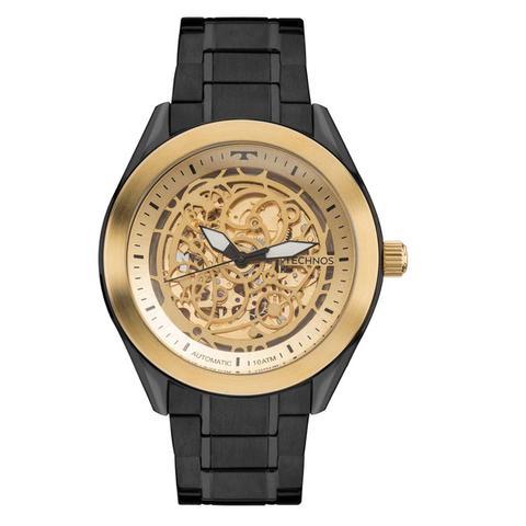 a594cb117fa3c Relógio Technos Masculino Automático Esqueleto 8N24AI 4X - Relógio ...