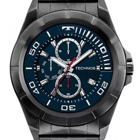 Relógio Technos Masculino Connect Skytech SRAC 4P - Relógio ... 42624d63f2