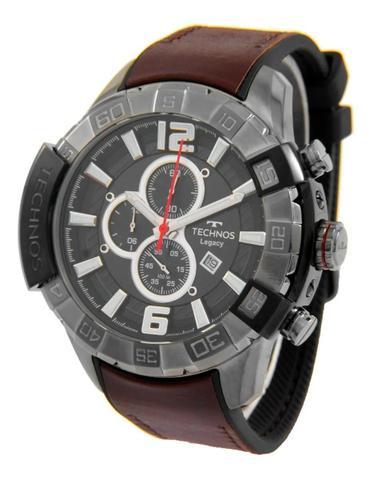 Imagem de Relógio technos masculino cronografo os10ff/2p