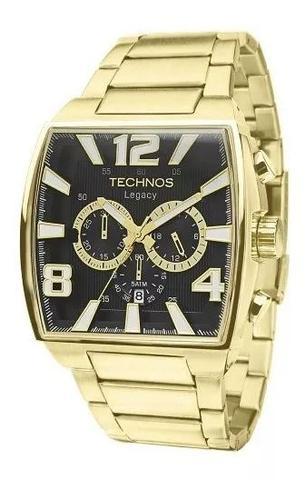 Imagem de Relógio Technos Masculino Dourado Classic Legacy Js25ar/1d