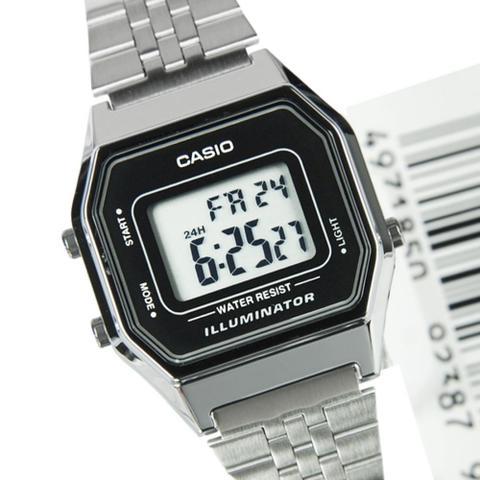 Imagem de Relógio Vintage Digital Masculino La680wa-1df - Casio