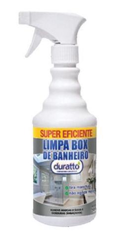 Imagem de Removedor Manchas Limpa Vidro Box Banheiro Duratto 500ml