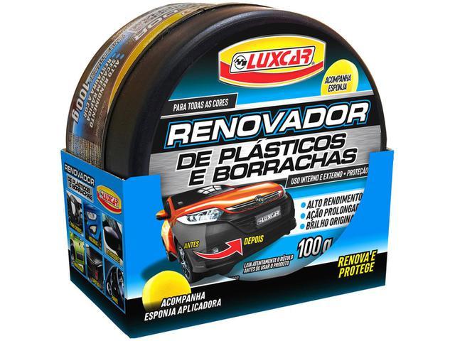 Imagem de Renovador de Plásticos Luxcar Limpeza Automotiva