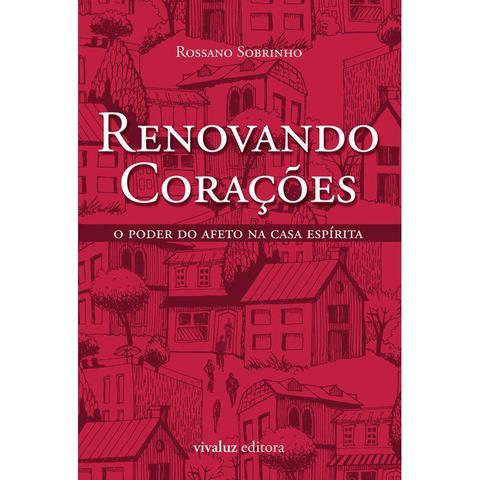 Imagem de Renovando coracoes - vivaluz editora