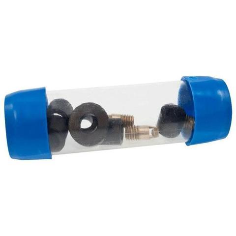 Imagem de Reparo vedacao e acionador mangueira manifold 1/4 3/8 kit com 10 unidades mastercool