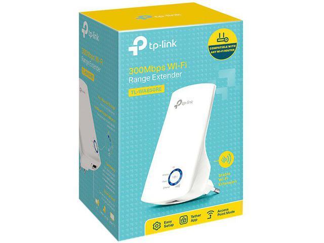 Imagem de Repetidor de Sinal Wi-Fi Tp-link TL-WA850RE