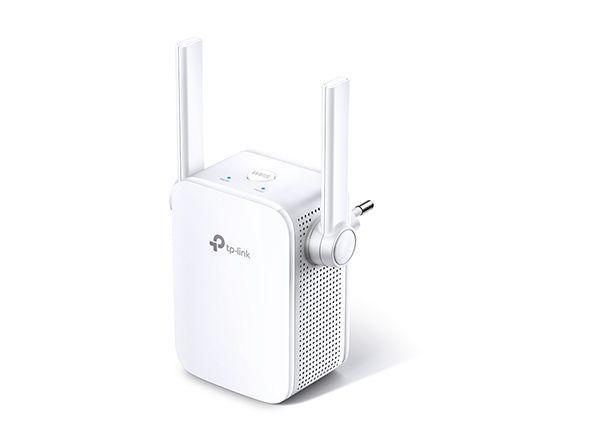 Imagem de Repetidor WiFi / Tp-Link / TL-WA855RE / 300Mbps / 2 Antenas - Branco