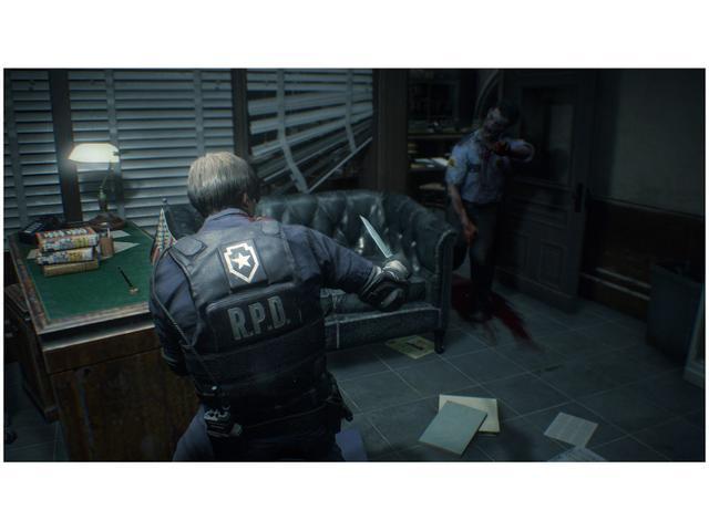 Imagem de Resident Evil 2 para PS4