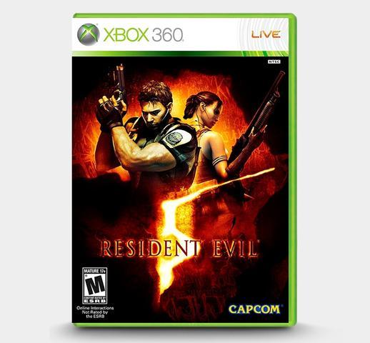 Imagem de Resident Evil 5