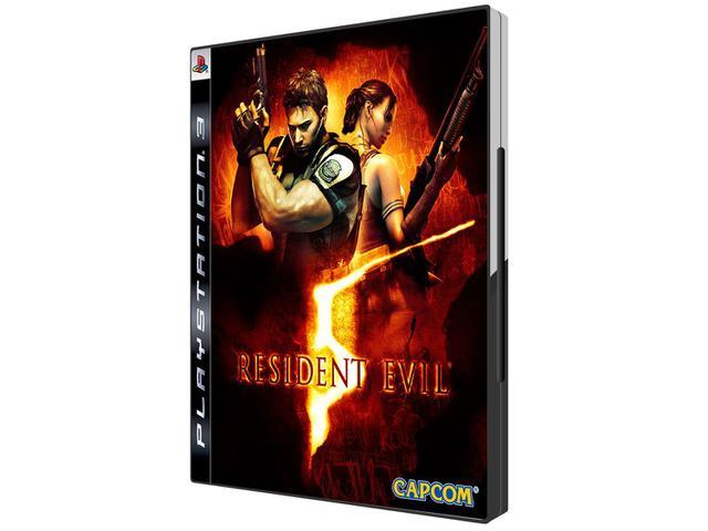 Imagem de Resident Evil 5 para PS3