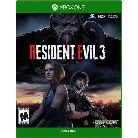 Jogo Resident Evil 3 - Xbox One - Capcom